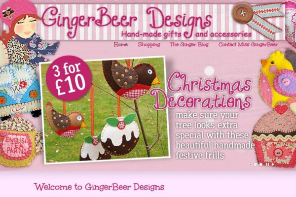 GingerBeer Designs
