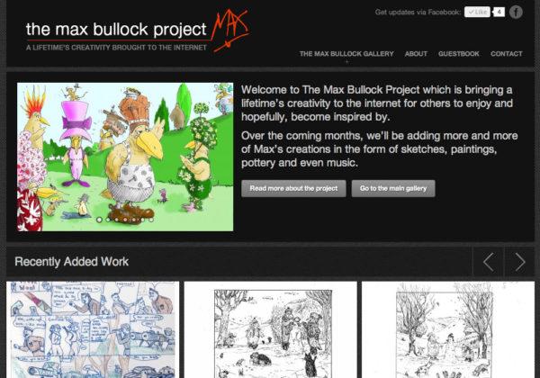 Max Bullock 1