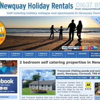 Newquay Holiday Rentals 2