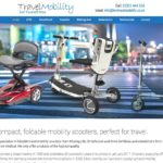 Mytravel screen   Website Design Southport by Leeming Design
