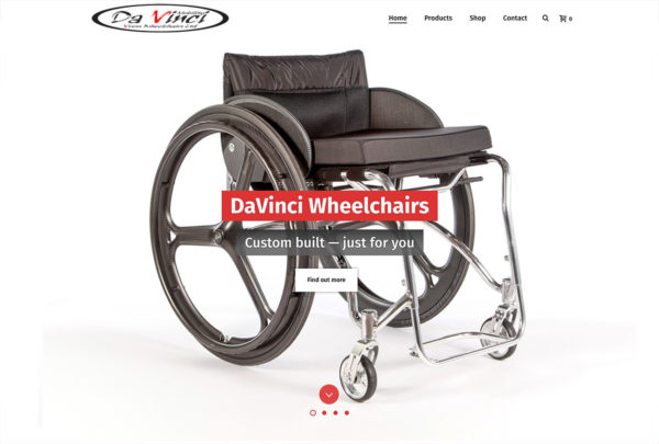 DaVinci Wheelchairs