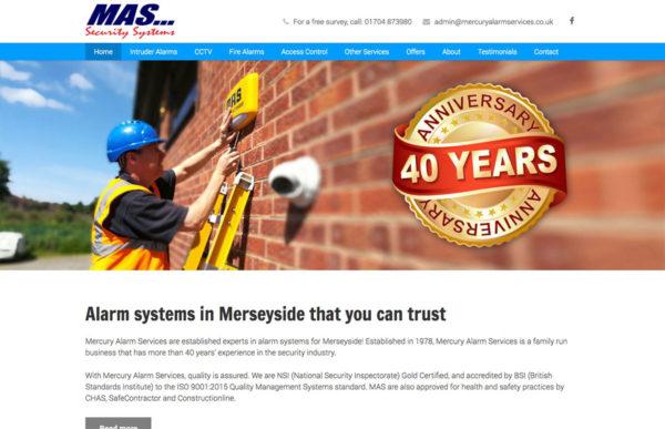 Mercury Alarm Systems