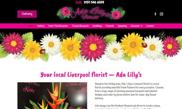 Ada Lilly's Florist