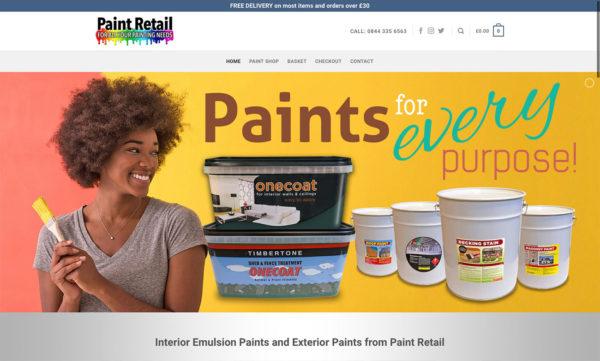 Paint Retail
