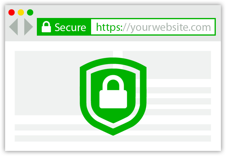 Secure Web Design in southport