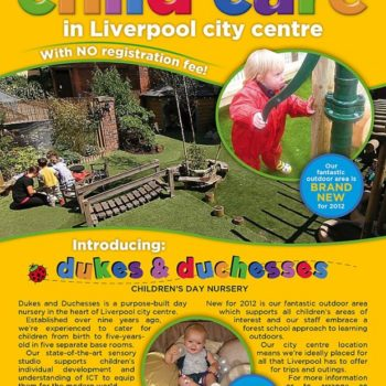 Magazine and brochure design in Southport